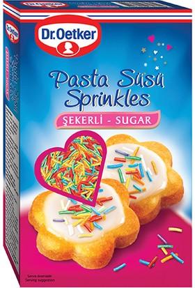 Dr.Oetker Şekerli Pasta Süsü 80 Gr