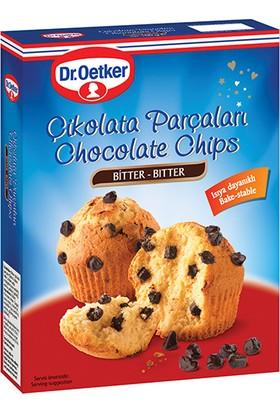Dr.Oetker Çikolata Parçaları 100 Gr