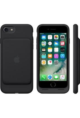 Apple iPhone 8 - iPhone 7 Smart Battery Kılıf - Siyah - MN002TU/A (Apple Türkiye Garantili)