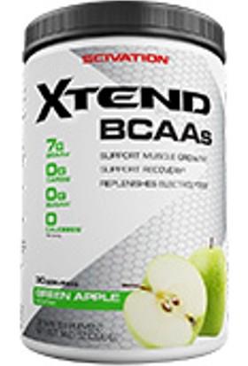Scivation Xtend BCAA 369 Gr - Yeşil Elma Aromalı