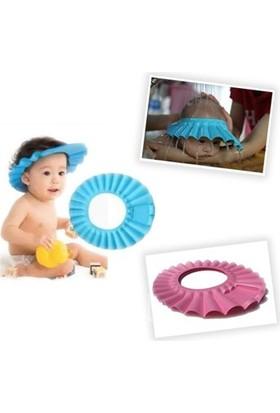 Helen's Baby Kids Bebek Banyo Şapkası Baby Mate-Pembe