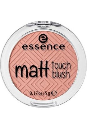 Essence Matt Touch Allık 30