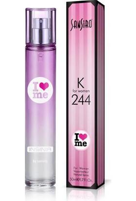 Sansiro 50 ML Parfüm Bayan No.K244 Çiçeksi