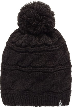 The North Face Triple Cable Pom Beanie Unisex Bere