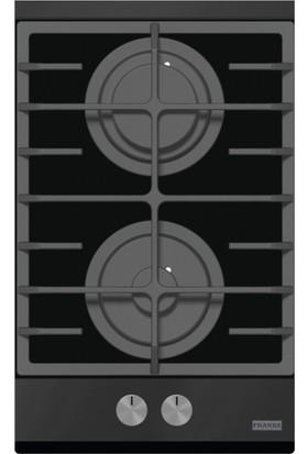 Franke New Glass Linear - Fhgl 302 2G Bk C Glass Black Ocaklar