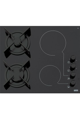 Franke Cam Seramik - Fhx 604 2G 2C Bk C Glass Black Ocaklar