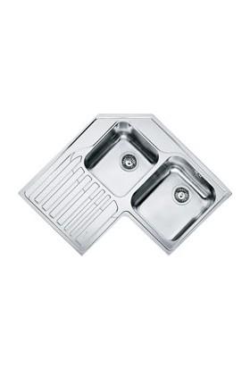 Franke Köşe - Stx 621-E Paslanmaz Çelik Eviyeler Sag