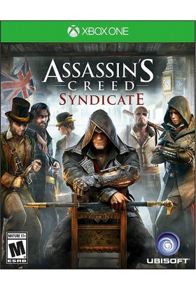 Assassin'S Creed Syndicate Xbox One Oyun