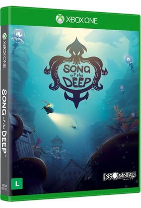 Song Of The Deep Xbox One Oyun