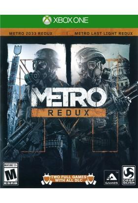 Metro Redux Xbox One Oyun
