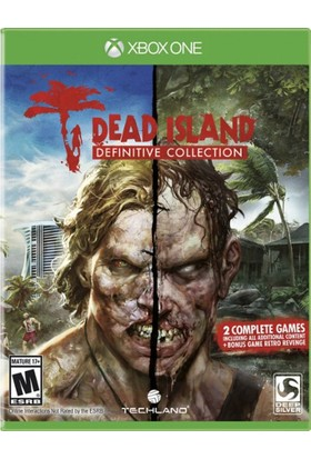 Dead Island Definitive Collection Xbox One Oyun
