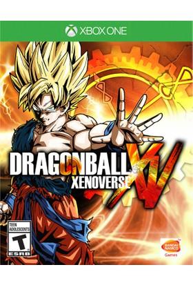 Dragonball Xenoverse Xbox One Oyun