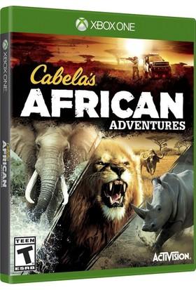 Cabelas African Adventure Xbox One Oyun