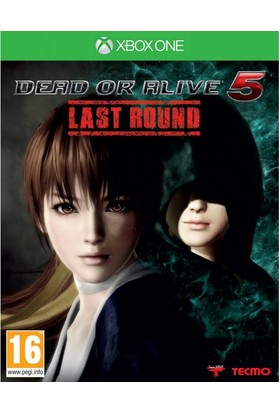 Dead Or Alive 5 Last Round Xbox One Oyun