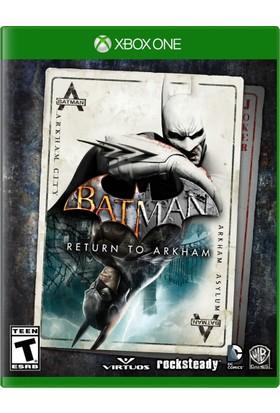 Batman Return To Arkham Xbox One Oyun