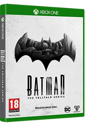 Batman Telltale Xbox One Oyun
