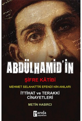 Abdülhamid'İn Şifre Katibi