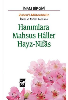 Hanımlara Mahsus Haller Hayz: Nifas