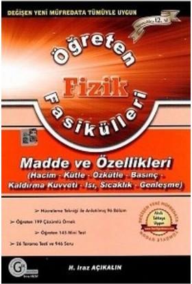 Gür Yayınları Öğreten Fizik Fasikülleri Madde Ve Özellikleri