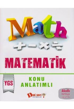 Dahi Adam Yayıncılık Ygs Matematik Konu Anlatımlı