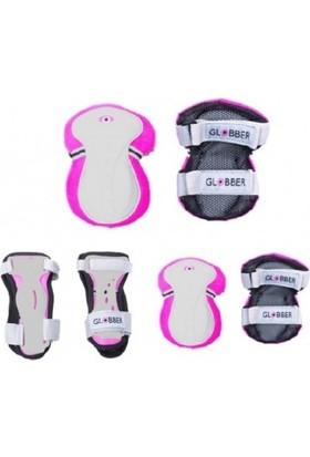 Globber Protective Junior Set Pink