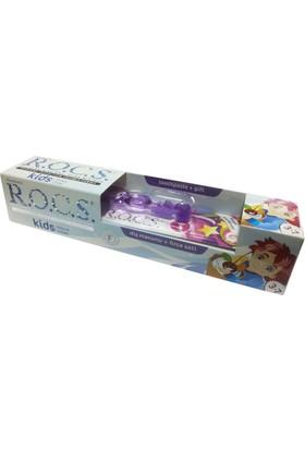 Rocs Kıds Diş İfırçası+Macun Promo Set