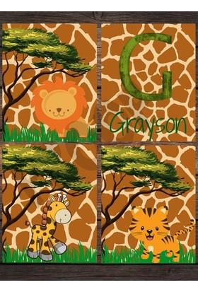 ArtRedGalleryBaby (135x40) Bebek-Çocuk Duvar Sticker