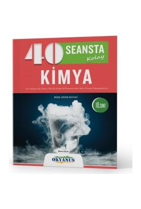 10. Sınıf 40 Seansta Kolay Kimya