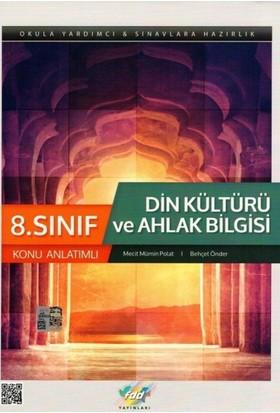 FDD 8. Sınıf Din Kültürü ve Ahlak Bilgisi Konu Anlatımlı