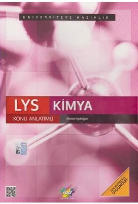 LYS Kimya Konu Anlatımlı FDD Yayınları - Ahmet Aydoğan