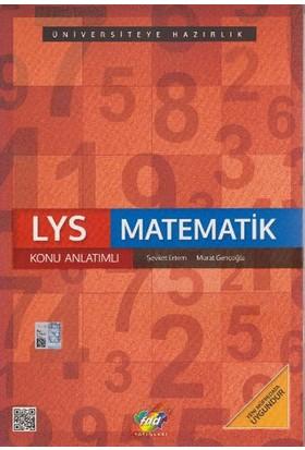 LYS Matematik Konu Anlatımlı FDD Yayınları