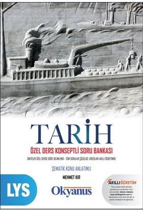 LYS Tarih Özel Ders Konseptli Soru Bankası Okyanus Yayınları