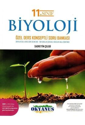 Okyanus Yayınları 11. Sınıf Biyoloji Özel Ders Konseptli Soru Bankası