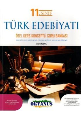 Okyanus Yayınları 11. Sınıf Türk Edebiyatı Özel Ders Konseptli Soru Bankası