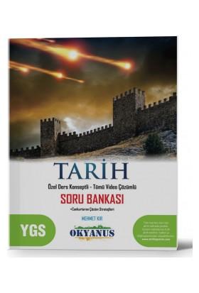 YGS Tarih Özel Ders Konseptli Soru Bankası