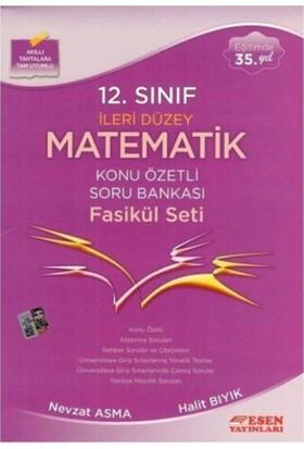 12. Sınıf Ileri Düzey Matematik Fasikül Seti Soru Bankası