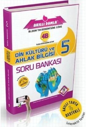 Damla Yayınları 5. Sınıf Din Kültürü ve Ahlak Bilgisi Soru Bankası