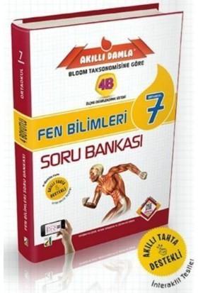 Damla Yayınları 7. Sınıf Fen Bilimleri Soru Bankası