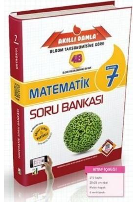 Damla Yayınları 7. Sınıf Matematik Soru Bankası