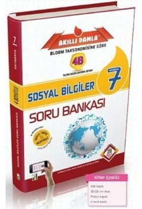 Damla Yayınları 7. Sınıf Sosyal Bilgiler Soru Bankası
