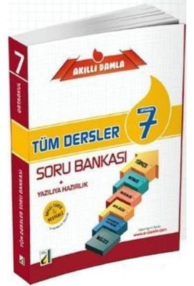 Damla Yayınları 7. Sınıf Tüm Dersler Soru Bankası