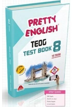 Damla Yayınları 8. Sınıf İngilizce Pretty English Test Book Soru