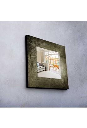 Yaprak 50x50 cm MDF Ayna MA-81