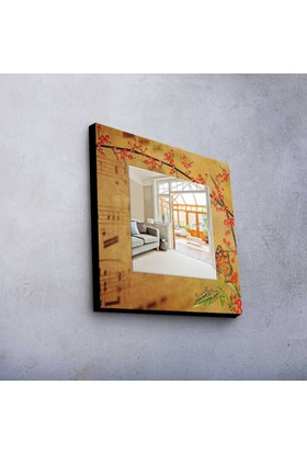 Nota 50x50 cm MDF Ayna MA-83