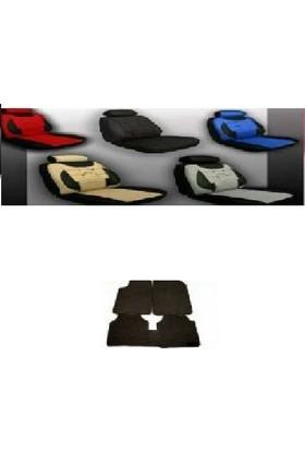 Şentürk-Uysal Toyota Auris Koltuk Kılıfı Halı Paspas Hediyeli