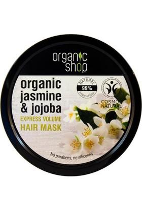 Organic Shop Saç Maskesi Hint Yasemini, 250Ml