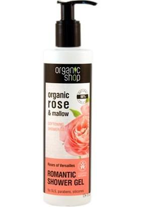 Organic Shop Duş Jeli Versay Gülü, 280Ml