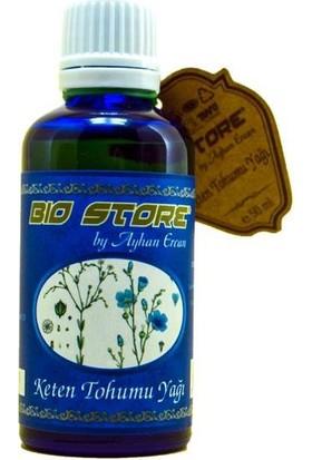 Bio Store Keten Tohumu Yağı 50 Ml