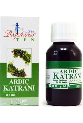 Bosphorus Ardıç Katranı 50 Ml