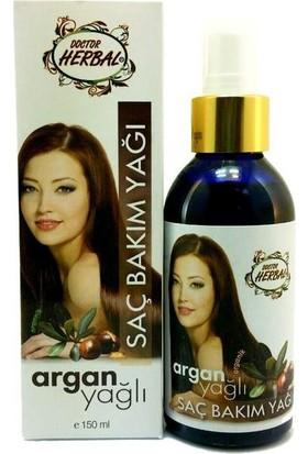 Doctor Herbal Argan Yağlı Saç Bakım Yağı 150 Ml